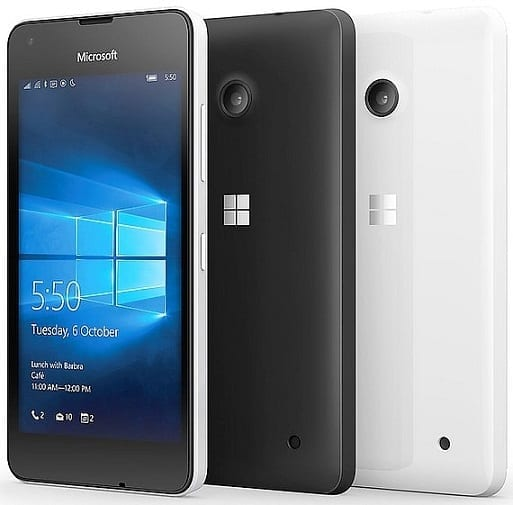 Microsoft Lumia 550 Specs & Price