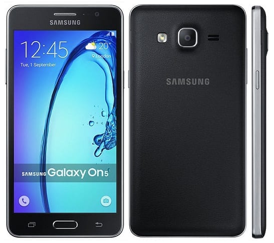 Samsung Galaxy On5 Specs & Price - Nigeria Technology Guide