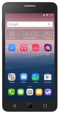 Alcatel OneTouch Pop Star Specs & Price - Nigeria Technology Guide