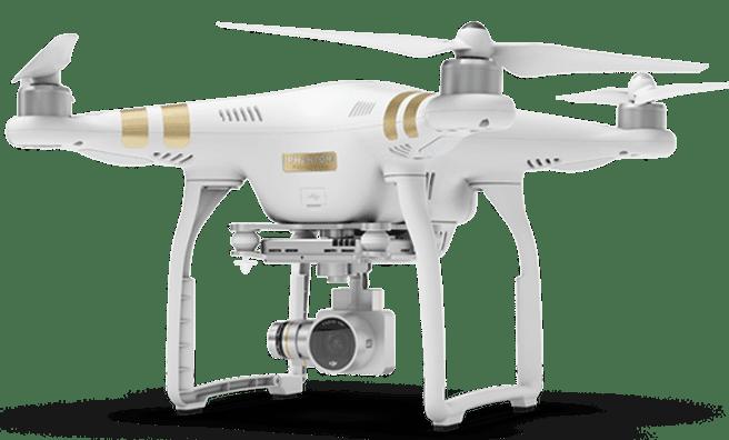 Quadcopter Specs DJI Phantom 3 P...