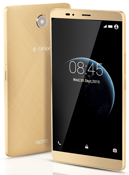 Infinix Note 2 X600 Price & Specs - Nigeria Technology Guide