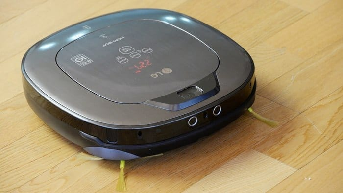 LG Hom-Bot Turbo Plus Vacuum Cleaner