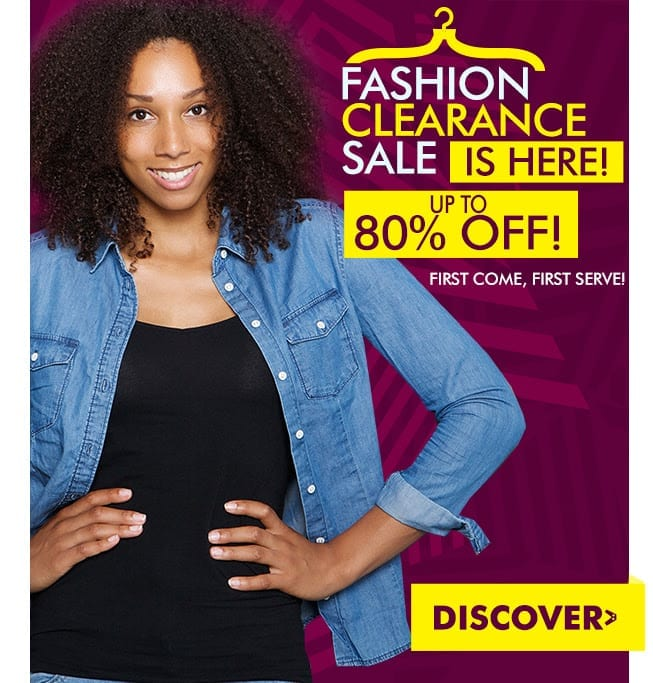 5e5d38e3350 Jumia Fashion Clearance Sale is Live - Nigeria Technology Guide