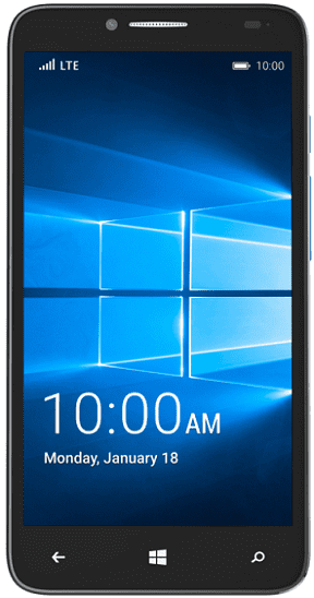 Alcatel OneTouch Fierce XL (Windows) Specs & Price