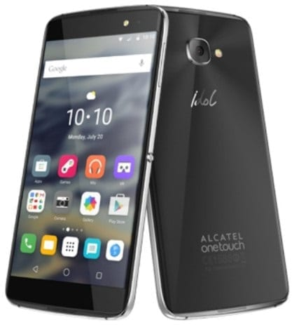 Alcatel OneTouch Idol 4S Specs & Price