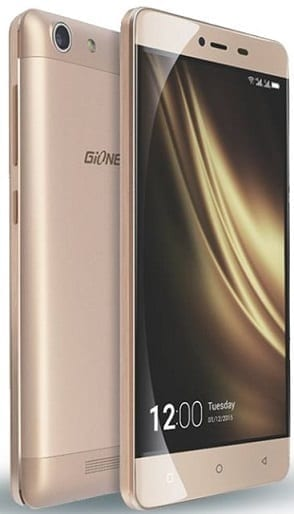 Gionee M5 Mini border=