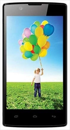 Intex Cloud 3G Candy