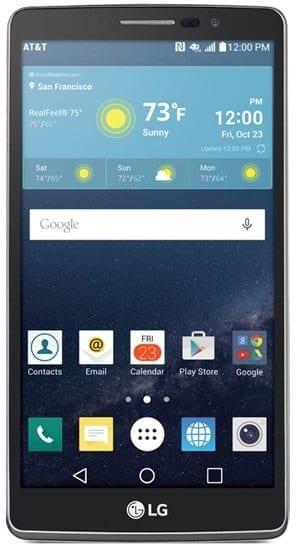 LG G Vista 2 Specs & Price