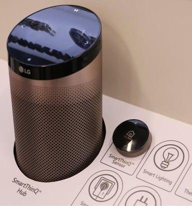 LG SmartThinQ Hub Specs & Price