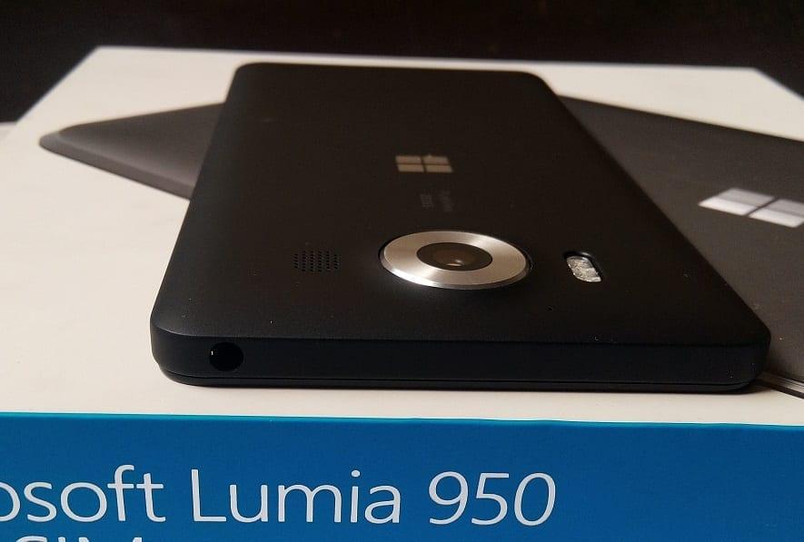 Microsoft Lumia 950 Aeriel View 2