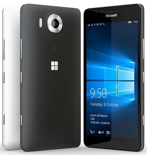Microsoft Lumia 950 Unboxing – Dual-SIM