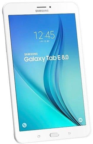 Samsung Galaxy Tab E 8.0 Specs & Price