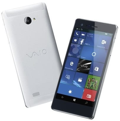 Vaio Phone Biz Specs & Price