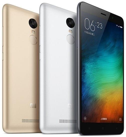 Xiaomi Redmi Note 3 Pro Specs & Price