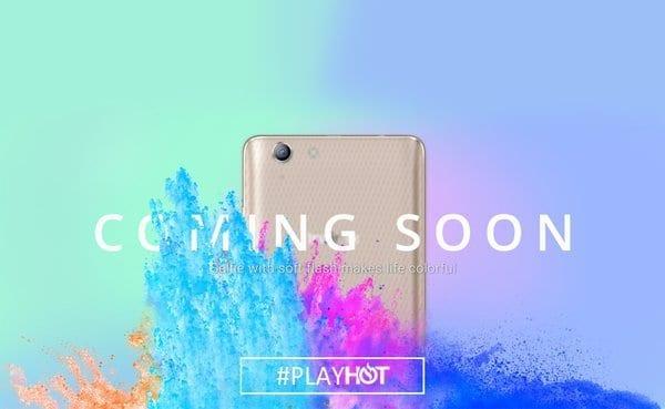 Infinix Hot 3 #Playhot