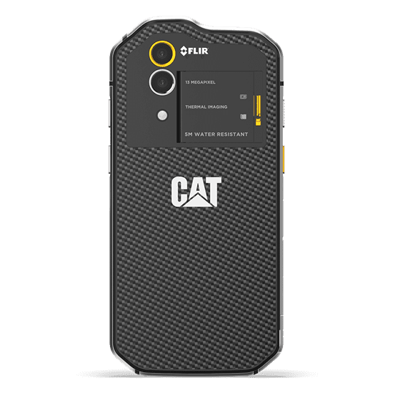 Cat S60 Rear View