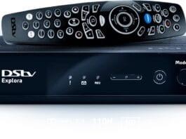 DSTV Explora Decoder