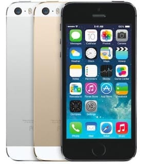 iPhone 5S flagship Smart Phone