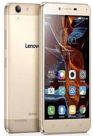 Lenovo Vibe K5 Specs & Price