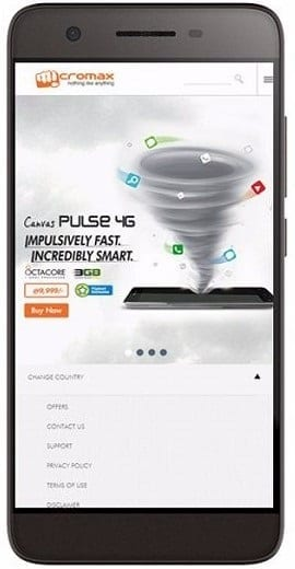 Micromax Canvas Juice 4G Price & Specs