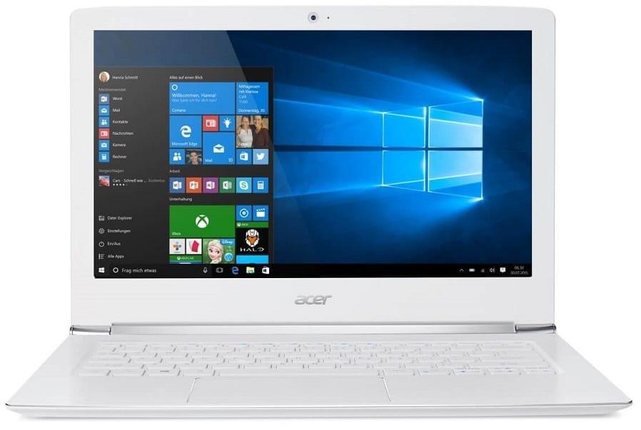 Acer S 13 White