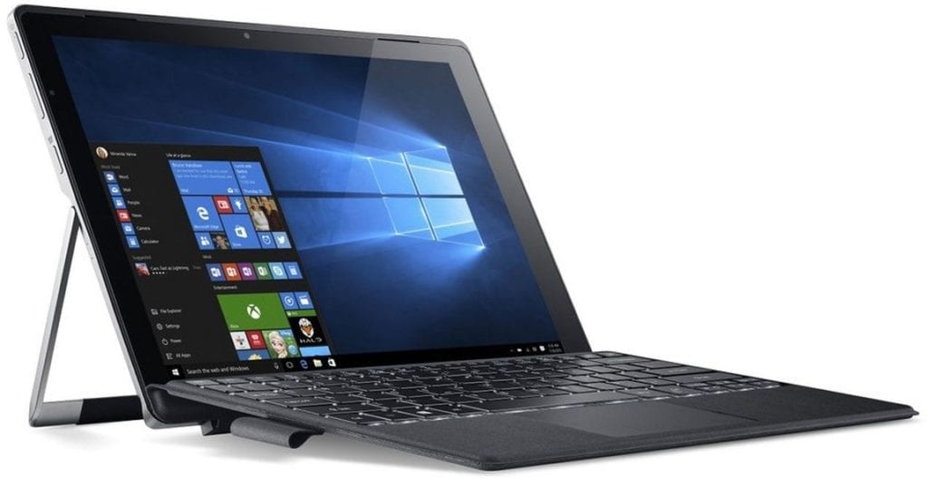 Acer Switch Alpha 12 Detachable 2-in-1 Front