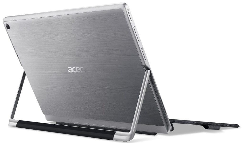 Acer Switch Alpha 12 Detachable 2-in-1 Back