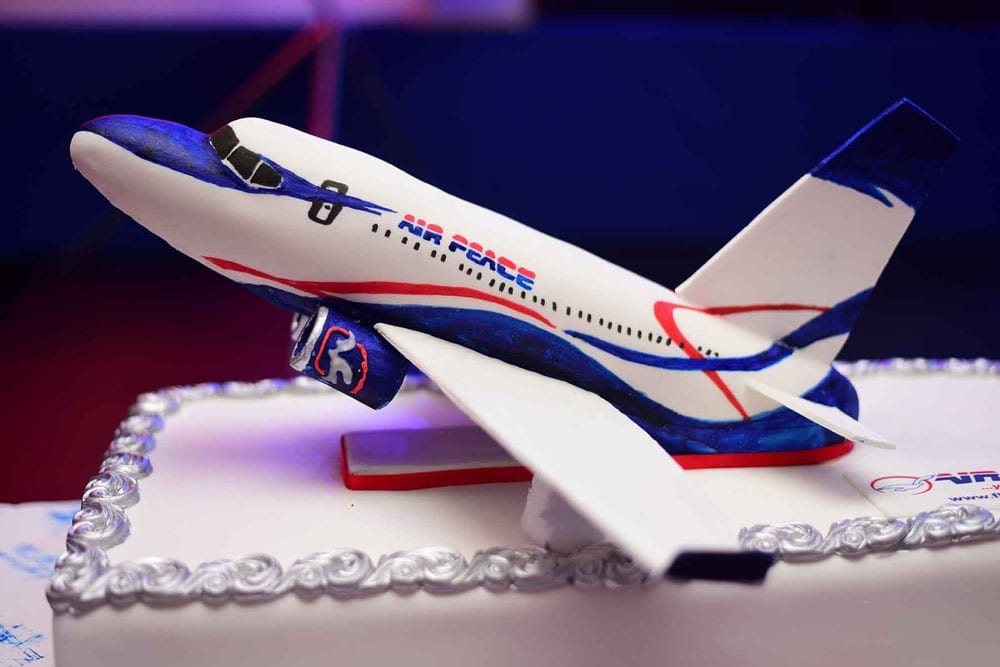 Air Peace Booking Anniversary Image