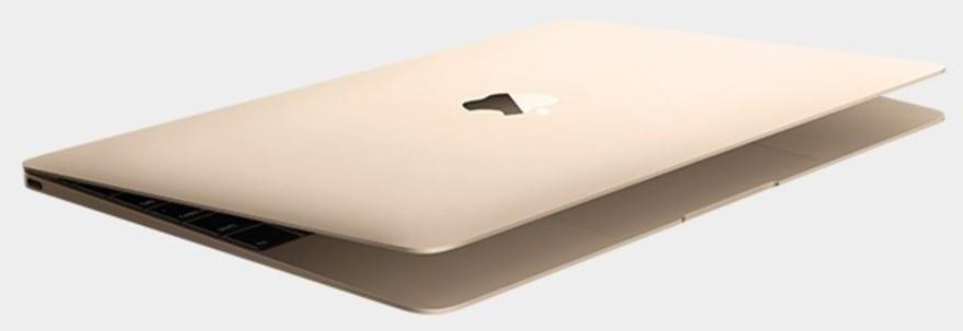 Apple MacBook 2016 Gold