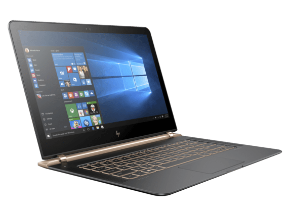 HP Spectre 13 2016 Side