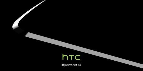 HTC 10 Tease