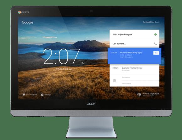 Acer Chromebase for Mettings Image