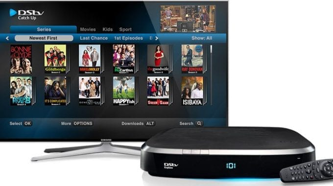 DSTV Box Office – Movie Rental, VoD