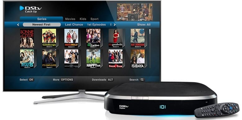 DSTV Box Office Image