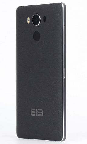 Elephone P9000 Side and Rear View Image
