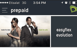 Etisalat EasyMobile App – Convenient Access to Mobile Services