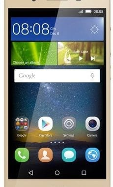 Huawei GR3 Price & Specs