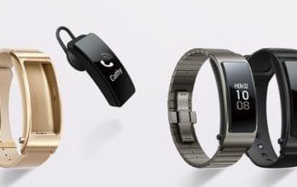 Huawei TalkBand B3 Specs & Price