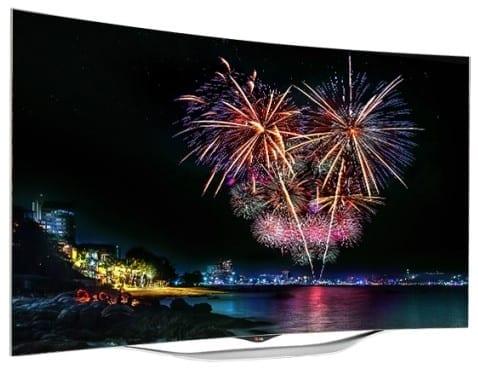 LG EC930T OLED TV Image