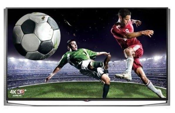 LG UB980T 84-inch TV Image