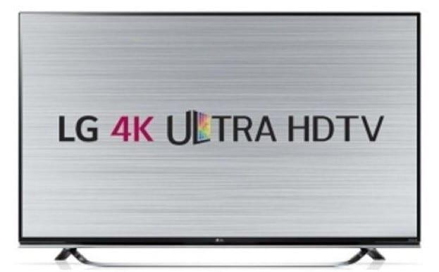 LG UF850T 4K TV
