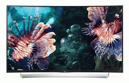 LG UG870T TV Image