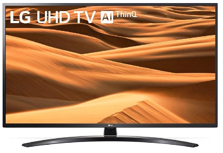 LG UM7450 4K TV