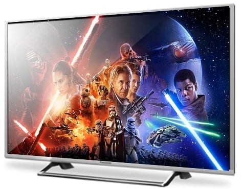 Panasonic CS630M Smart TV Image