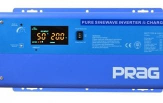 Prag Inverter Price in Nigeria