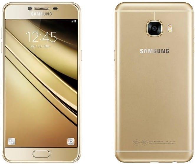 Samsung Galaxy C5 Image