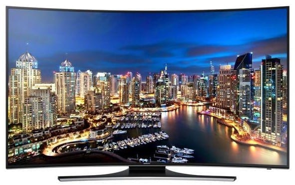 Samsung HU7200 Smart TV Image