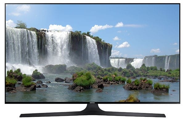 Samsung J6300 Full HD TV Image