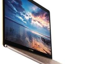 ASUS Zenbook 3 Price & Specs