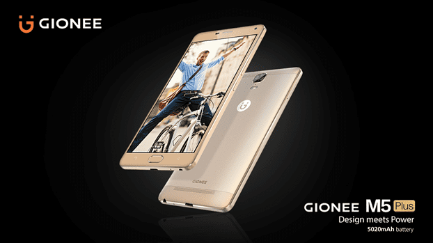 Gionee M5 Plus Battery